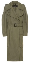 Burberry Oversized Military Coat