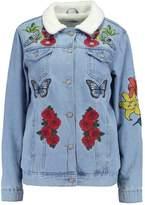 Glamorous Denim jacket mid blue