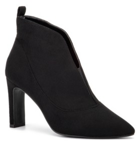 OLIVIA MILLER 'Call Me' Booties Women's Shoes