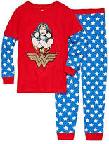 WONDER WOMAN 2-pc. Wonder Woman Pant Pajama Set Girls