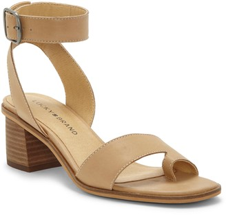 Lucky Brand Loklin Ankle Strap Sandal