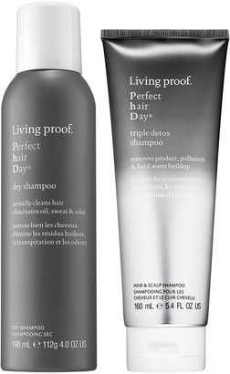 Living Proof Not Your Average Shampoos Set