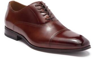 Florsheim Carino Leather Cap Toe Oxford