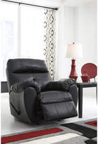 Signature Design by Ashley Bastrop Durablend Recliner