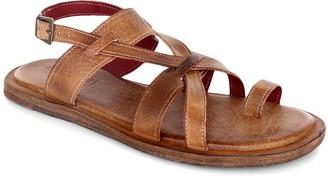 Bed Stu Leather Adjustable Criss Cross Sandals- Manati II