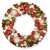 NATIONAL TREE CO National Tree Co. Mixed Ornament Indoor/Outdoor Christmas Wreath