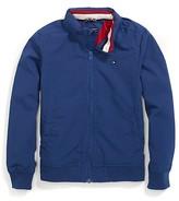 Tommy Hilfiger Th Kids Solid Track Jacket