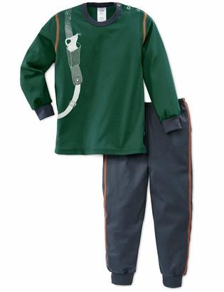 Calida Boy's Toddlers Hiking Pyjama Set