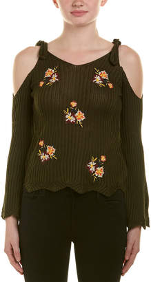 Aiden Embroidered Sweater
