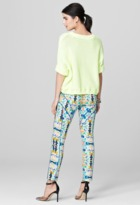 Milly Piped Racer Pants