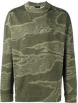 Yeezy Season 3 Moto sweatshirt