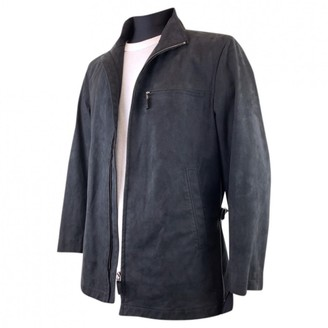 Burberry Black Synthetic Jackets