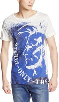 Diesel T-DIEGO-DC-F Graphic T-shirts M Men