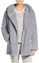 Make + Model 'Oh So Cozy' Hooded Cardigan