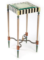 Mackenzie Childs MacKenzie-Childs Butterfly Accent Table