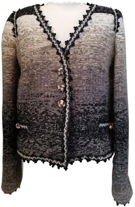 Edward Achour Multicolour Tweed Jacket for Women