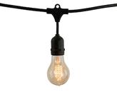 Bulbrite Incandescent Nostalgic Spiral Bulbs String Light Fixture