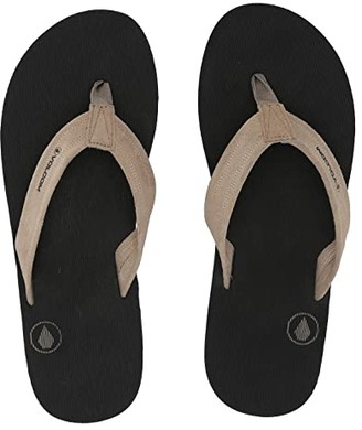 Volcom Driftin Leather Sandal