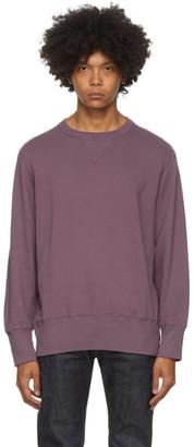 Levi's Clothing Purple Bay Meadows Sweatshirt