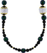 Lotus Arts de Vivre Mala Bead Necklace