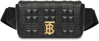 Burberry Lola quilted belt bag