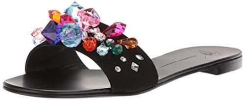 Giuseppe Zanotti Women's E800113 Flat Sandal