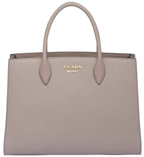 a6099e138500 Prada Gold Tote Bags - ShopStyle