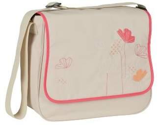 Lassig Basic Messenger Bag, Poppy Sand