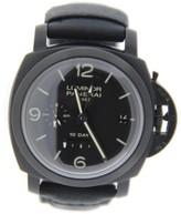 Panerai PAM270 Luminor GMT 1950 10 Day DLC Stainless Steel Watch