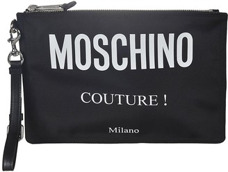 Moschino Couture! Clutch
