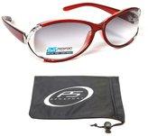 proSPORTsunglasses Reading Sun Glasses Tinted with Rhinestones for Women