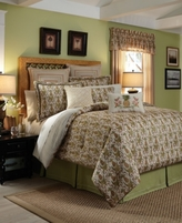 Croscill Pina Colada Queen Comforter Set