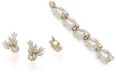 Robin Katz Vintage Jewels Schlumberger Suite Diamond Set