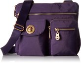 Baggallini ICB872G-GP Sydney Crossbody Bag