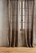 Anthropologie Kittery Curtain