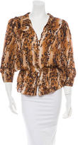 Parker Printed Blouse