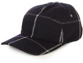 A.p.c. Wool-felt Baseball Cap