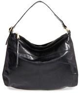 Hobo 'Quincy' Leather Black