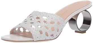 Loeffler Randall Women's BRETTE-WL Slide Sandal Medium US