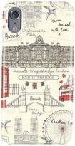 Harrods Sketched London iPhone 8 Case