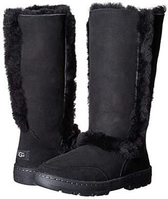 UGG Sundance II Revival (Black 1) Women's Waterproof Boots
