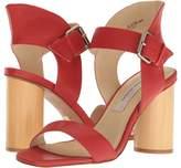 Kristin Cavallari Locator Leather Heeled Sandal