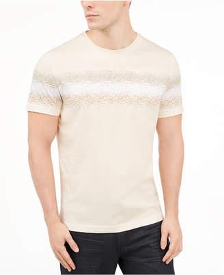 Alfani Men Blur Glass Graphic T-Shirt