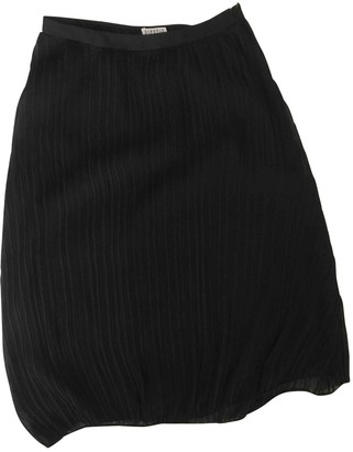 Claudie Pierlot Black Polyester Skirts