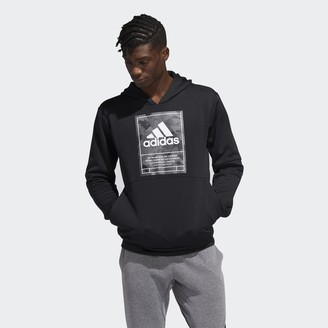 adidas Continental Camo Game & Go Graphic Hoodie
