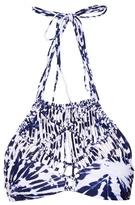 Mikoh Waimea tie-die print bikini top