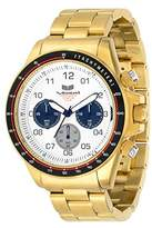 Vestal Men's ZR2024 ZR-2 Analog Display Japanese Quartz Gold Watch
