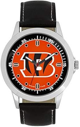 Game Time NFL Cincinnati Bengals Mens Player Series Wrist Watch