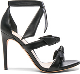 Alexandre Birman Leather Lolita Heels
