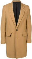 Ami Paris Lined Two Buttons Coat